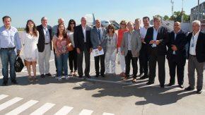 Diputados provinciales respaldaron la administración estatal del Aeropuerto de Rosario