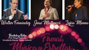 """El domingo 12: espectáculo """"Firmat, Música y Estrellas"""""""