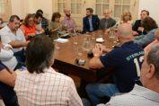 Convocaron a los gremios estatales a una nueva reunión paritaria