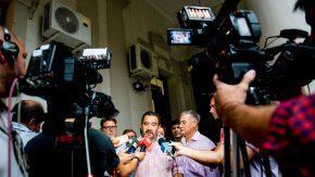 Intendentes y gremio acordaron la política salarial de los Municipales