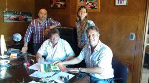 Fondo Rotatorio: La empresa Vassalli Fabril SA renovó su crédito por $ 3.000.000