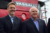 Maximino convocó a una reunión por Vassalli