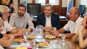 El gobierno provincial realizó la oferta salarial a los gremios de la administración central