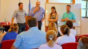 El senador Enrico promueve charlas sobre adicciones en todos los secundarios de la región