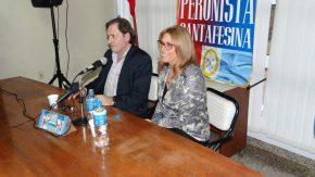 Exitosa presentación de Mística Peronista en Santa Fe