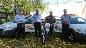 El gobierno municipal incorporó un nuevo móvil para Control Urbano