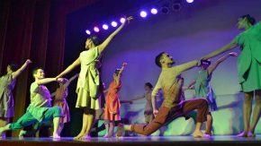 """Gran presentación de la Compañía de Danzas """"Pucará"""" en la Sala Cultural"""