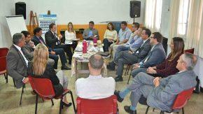 Se llevó a cabo la reunión para la creación de un Centro de Justicia