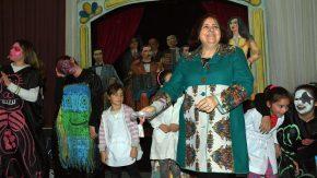 Berni para niños se inauguró en Los Quirquinchos