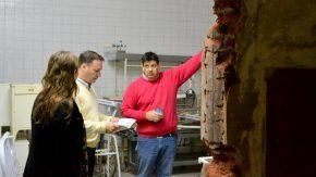 El senador Enrico activa gestiones para realizar obras edilicias en el Hospital Miguel Rueda