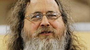 Richard Stallman en Santa Fe