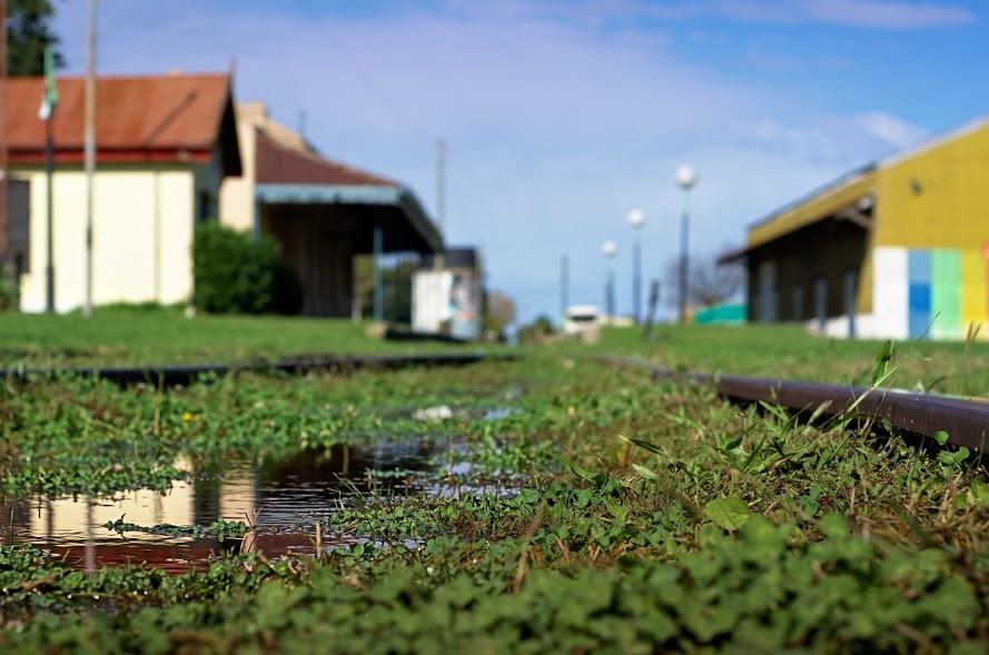 Abril, en los primeros 9 días ya llovió el 56% del trimestre enero-marzo