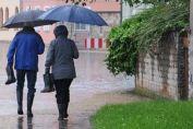 Aviso a corto plazo por tormentas fuertes con ráfagas y caída de granizo