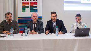 Presentan línea de financiamiento para el cambio de unidades de transporte interurbano