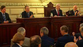 Lifschitz abrió el 135º período de sesiones ordinarias de la Legislatura de Santa Fe
