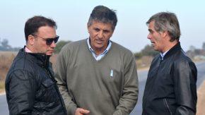 El senador Lisandro Enrico solicitó la pintura y señalización del acceso a Maggiolo