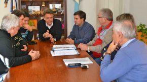 Firmat Gas: firmaron convenio para avanzar en la construcción de la Planta Reguladora N° 2