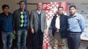 """Bonfatti: """"Desde el trabajo social y la participación, vamos a refundar el Socialismo en Chubut"""""""