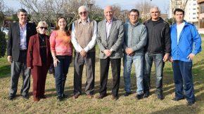 Bonfatti y Pieroni respaldaron la lista que encabeza Norberto Zárate en Teodelina