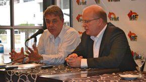 """""""Gracias a la intervención de Luis Contigiani, se invirtieron más de $ 22.000.000 en industria, comercio y servicios"""""""