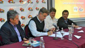 63.000.000  pesos en obras hidráulicas