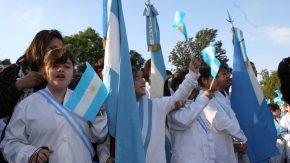 """Se llevará a cabo el acto por el """"Día de la Bandera"""" y la promesa de lealtad"""