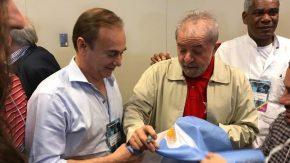 El Partido Socialista de Argentina presente en el Congreso del Partido de los Trabajadores de Brasil