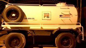Un paliativo para Diego de Alvear: su nuevo tanque atmosférico