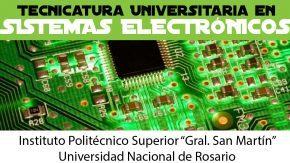 El Centro Universitario de Firmat suma la Tecnicatura en Sistemas Electrónicos del Politécnico de Rosario