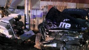 Ministerio de Seguridad: comunicado de prensa sobre el accidente ocurrido hoy en la ciudad de Venado Tuerto