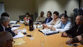 Buscan soluciones al problema hídrico en Melincué y La Picasa