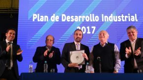 Presentan el Plan Industrial 2017