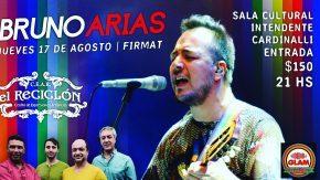 Bruno Arias hoy en Firmat