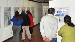 """Se inauguró la Muestra """"El Sur de Santa Fe en la época de la Independencia"""""""