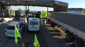 Trabajadores de peajes en alerta permanente por movilización y asambleas