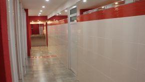 FFBC inauguró nuevos baños de damas