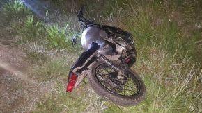 Recuperaron una moto que había sido robada esta madrugada en calle San Luis al 800