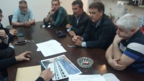 El Club Argentino recibirá aportes provinciales para comenzar la construcción de plateas en la cancha de básquet