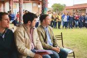 """Lisandro Enrico: """"Colaborar con la educación de nuestros jóvenes es un compromiso inquebrantable"""""""