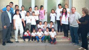 Lisandro Enrico acompaña a instituciones culturales de Carmen
