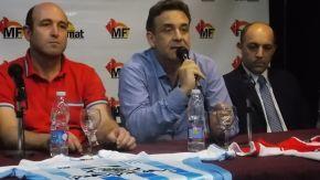 Presentan la Final de la Liga Deportiva del Surentre Firmat y Argentino