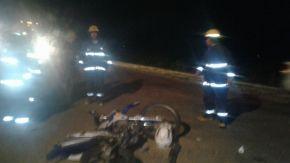 Villa Cañas: accidente fatal sobre Ruta Provincial N° 94
