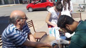 Hoy se llevará a cabo la Campaña de control deglicemiae hipertensión
