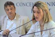 Marcela Peotta asume la banca que dejó el Dr. Escalante