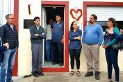 Lisandro Enrico se une al proyecto educativo de los Bomberos Voluntarios de Sancti Spíritu