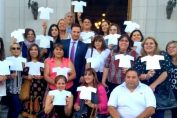 """El senador Lisandro Enrico logró respaldo en el Senado para """"garantizar el derecho a la identidad"""""""