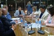 Franco Stampone fue electo nuevo presidente del Concejo
