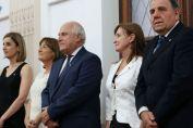 Lifschitz puso en funciones a los nuevos ministros de su gabinete