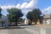 Instalan semáforos en la esquina de San Juan y Santa Fe