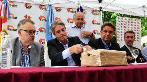 Se presentaron nueve ofertas para llevar a cabo obras de reordenamiento hídrico en Firmat